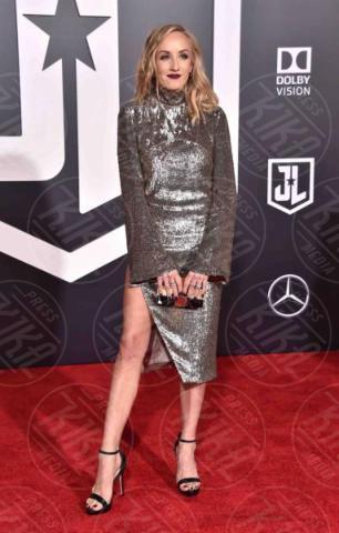 Nastia Liukin - Hollywood - 13-11-2017 - Amber Heard in Versace è il trionfo del vedo non vedo