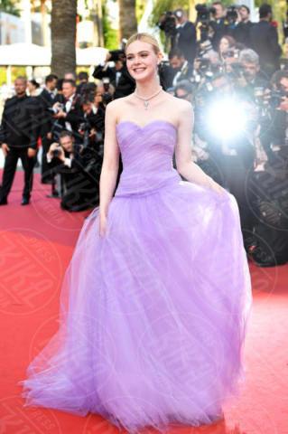 Elle Fanning - Cannes - 24-05-2017 - Le icone di stile del 2017? People le ha scelte: sono loro!