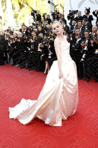 Elle Fanning - Cannes - 17-05-2017 - Le icone di stile del 2017? People le ha scelte: sono loro!