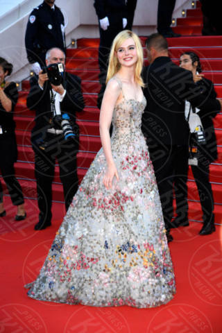 Elle Fanning - Cannes - 23-05-2017 - Le icone di stile del 2017? People le ha scelte: sono loro!