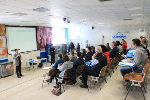 Carpignani Gelato University - Anzola dell'Emilia - 14-11-2017 - In provincia di Bologna l'Università per diventare gelatai