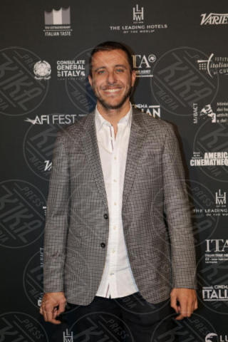 Andrea De Sica - Los Angeles - 15-11-2017 - Claudio Santamaria è la stella del Cinema Italian Style 2017