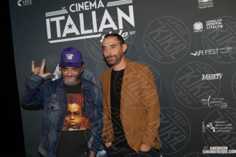 Manetti Bros - Los Angeles - 15-11-2017 - Claudio Santamaria è la stella del Cinema Italian Style 2017