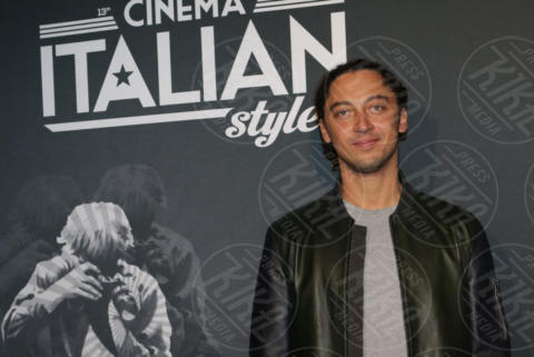 Jonas Carpignano - Los Angeles - 15-11-2017 - Claudio Santamaria è la stella del Cinema Italian Style 2017