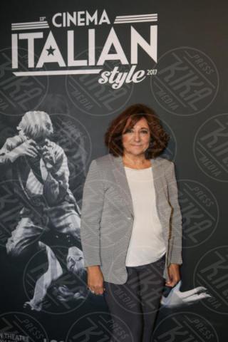 Laura Delli Colli - Los Angeles - 15-11-2017 - Claudio Santamaria è la stella del Cinema Italian Style 2017