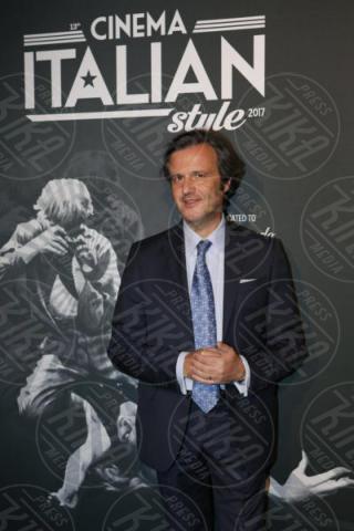 Florindo Blandolino - Los Angeles - 15-11-2017 - Claudio Santamaria è la stella del Cinema Italian Style 2017