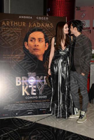 Tamara Zsilinszki, Andrea Hirai Cocco - Torino - 14-11-2017 - The Broken Key, ecco la Torino fantasy di Louis Nero