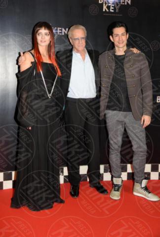 Andrea Hirai Cocco, Diana Dell'Erba, Christopher Lambert - Torino - 14-11-2017 - The Broken Key, ecco la Torino fantasy di Louis Nero