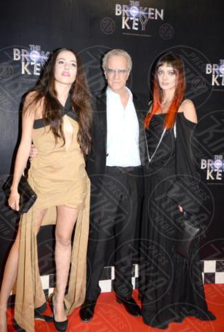 Silvia Bertocchi, Diana Dell'Erba, Christopher Lambert - Torino - 14-11-2017 - The Broken Key, ecco la Torino fantasy di Louis Nero