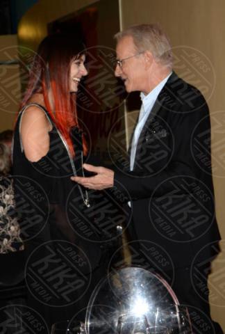 Diana Dell'Erba, Christopher Lambert - Torino - 14-11-2017 - The Broken Key, ecco la Torino fantasy di Louis Nero