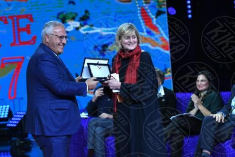 Napoli - 16-11-2017 - Premio Elsa Morante: a Mogol va il Premio per la Sezione Musica