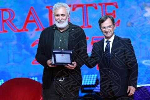 Francesco Piccolo - Napoli - 16-11-2017 - Premio Elsa Morante: a Mogol va il Premio per la Sezione Musica