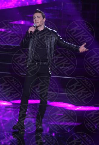 Davide Merlini - Roma - 17-11-2017 - Torneo Tale e Quale Show, prima puntata: ha vinto lei! Ma chi è?