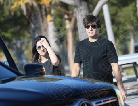 Paolo Carta, Laura Pausini - Miami Beach - 15-11-2017 - Selvaggia Lucarelli attacca Laura Pausini: