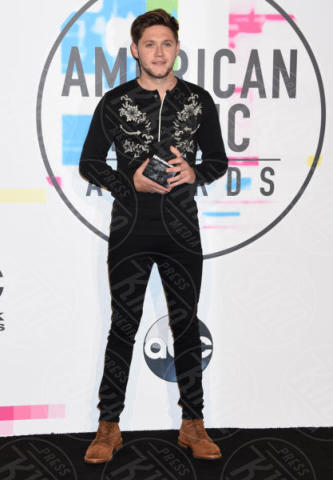 Niall Horan - Los Angeles - 19-11-2017 - AMA 2017, guarda tutti i vincitori di quest'anno