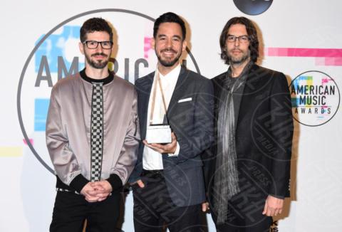 Brad Delson, Mike Shinoda - Los Angeles - 19-11-2017 - AMA 2017, guarda tutti i vincitori di quest'anno