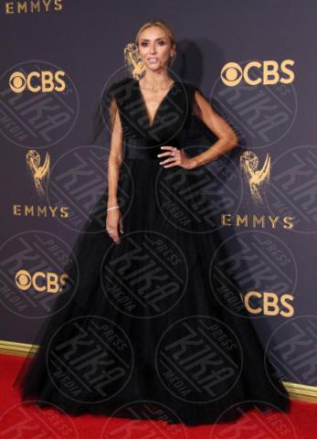 Giuliana Rancic - Los Angeles - 17-09-2017 - Chi lo indossa meglio? Nuvole di tulle e balze per Pink e Kesha