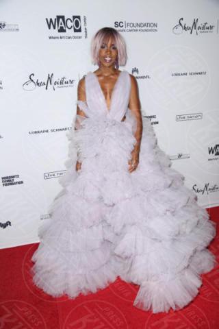 Kelly Rowland - Los Angeles - 29-04-2017 - Chi lo indossa meglio? Nuvole di tulle e balze per Pink e Kesha