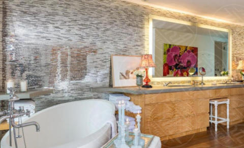 Villa Pamela Anderson - Malibu - 20-11-2017 - Una villa da playmate? Benvenuti nella dimora di Pamela Anderson