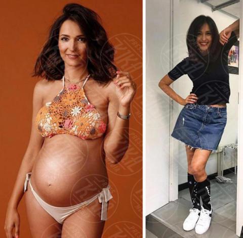 Caterina Balivo - 21-11-2017 - Parto incinta e torno in forma: Chiara Ferragni dà l'esempio