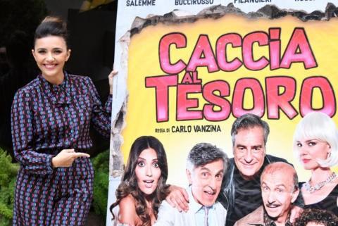 Serena Rossi - Roma - 21-11-2017 - Serena Rossi e' Mia Martini in Io sono Mia: sai tutto di lei?
