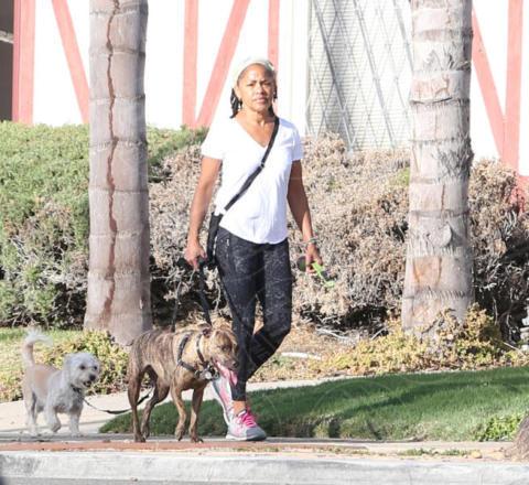 Doria Radlan, Doria Ragland - Los Angeles - 21-11-2017 - Carole e Doria: suocere Windsor a confronto