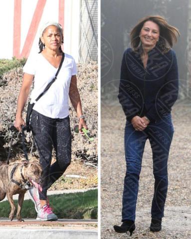 Doria Ragland, Carole Middleton - 22-11-2017 - Carole e Doria: suocere Windsor a confronto
