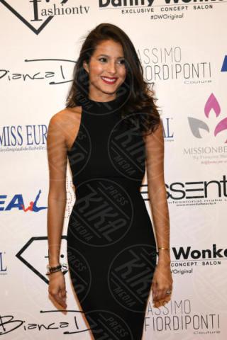 Mariana Rodriguez - Napoli - 25-11-2017 - Miss Europe Continental 2017: il red carpet di Sara Miquel
