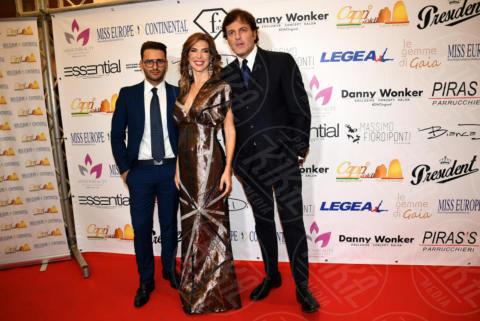 Veronica Maya, Marco Senise - Napoli - 25-11-2017 - Miss Europe Continental 2017: il red carpet di Sara Miquel