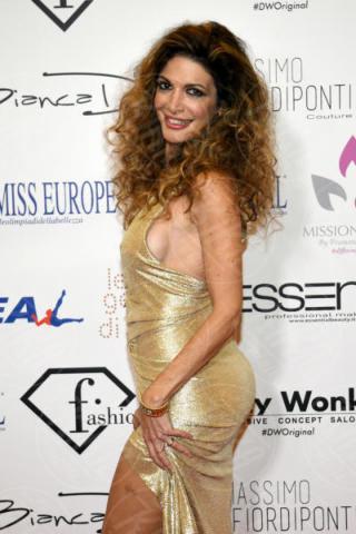 Maria Monsè - Napoli - 25-11-2017 - Miss Europe Continental 2017: il red carpet di Sara Miquel