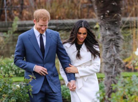 Meghan Markle, Principe Harry - Londra - 27-11-2017 - Da Elisabetta II a Meghan: gli anelli più preziosi del reame