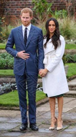 Meghan Markle, Principe Harry - Londra - 27-11-2017 - Harry e Meghan scelgono l'Italia per i confetti nuziali