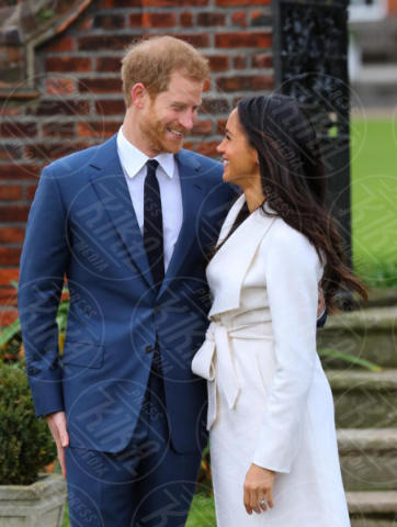 Meghan Markle, Principe Harry - Londra - 27-11-2017 - Harry e Meghan Markle: a maggio si sposeranno qui