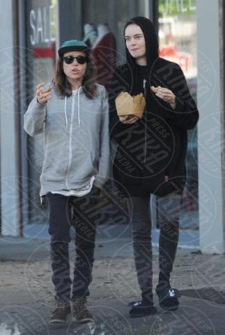 Emma Portner, Ellen Page - Los Angeles - 27-11-2017 - Chris Pratt difende la sua chiesa dalle accuse di Ellen Page