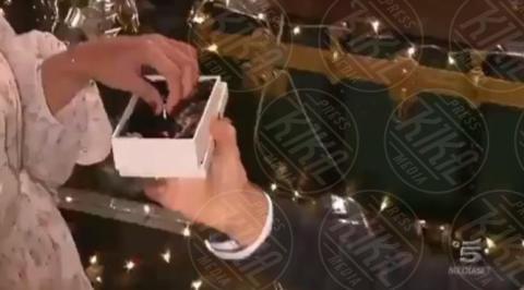 Daniele Bossari, Filippa Lagerback - Roma - 28-11-2017 - Daniele Bossari verso le nozze: ma l'anello, chi l'ha pagato?