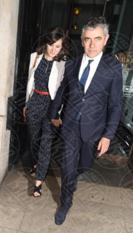 Louise Ford, Rowan Atkinson - Londra - 28-04-2015 - Le star che non sapevi avessero avuto figli in tarda età