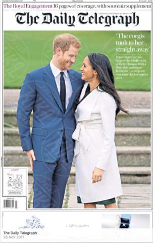 United Kingdom, The Daily Telegraph - 28-11-2017 - Harry e Meghan Markle: a maggio si sposeranno qui