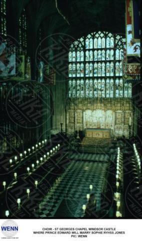St. George Chapel, Castello di Windsor - 21-12-2006 - Harry e Meghan Markle: a maggio si sposeranno qui