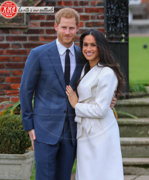 Meghan Markle, Principe Harry - Londra - 27-11-2017 - Harry: