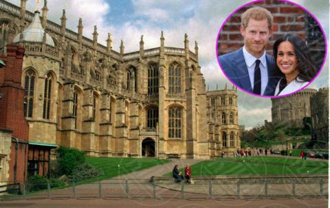 St. George Chapel, Castello di Windsor - 17-12-2003 - Harry e Meghan Markle: a maggio si sposeranno qui