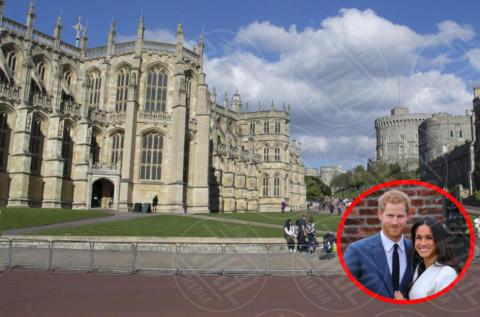 St. George Chapel - Windsor - 02-04-2017 - Harry e Meghan Markle: a maggio si sposeranno qui