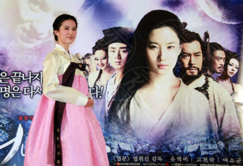 Crystal Liu - Seoul - 04-05-2011 - Mulan: ecco chi interpreterà la protagonista nel live action
