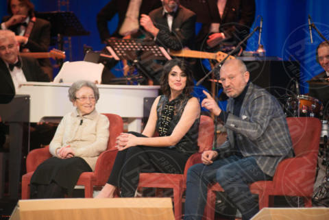 Emma Morosini, Andrea Pucci, Elisa Isoardi - Roma - 29-11-2017 - I Rodriguez si prendono il Maurizio Costanzo Show