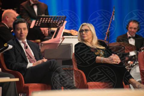 Andrea Orlando, Mara Venier - Roma - 29-11-2017 - I Rodriguez si prendono il Maurizio Costanzo Show