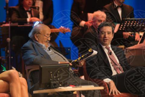 Andrea Orlando, Maurizio Costanzo - Roma - 29-11-2017 - I Rodriguez si prendono il Maurizio Costanzo Show