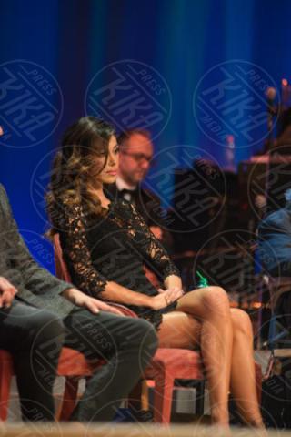 Belen Rodriguez - Roma - 29-11-2017 - I Rodriguez si prendono il Maurizio Costanzo Show