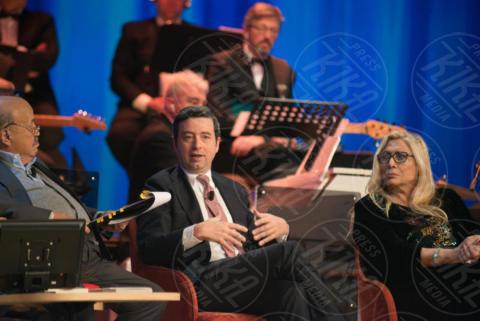 Andrea Orlando, Maurizio Costanzo, Mara Venier - Roma - 29-11-2017 - I Rodriguez si prendono il Maurizio Costanzo Show