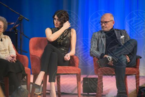Andrea Pucci, Elisa Isoardi - Roma - 29-11-2017 - I Rodriguez si prendono il Maurizio Costanzo Show