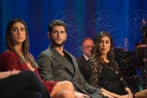 Jeremias Rodriguez, Cecilia Rodriguez, Belen Rodriguez - Roma - 29-11-2017 - I Rodriguez si prendono il Maurizio Costanzo Show