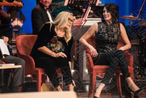 Mara Venier, Elisa Isoardi - Roma - 29-11-2017 - I Rodriguez si prendono il Maurizio Costanzo Show